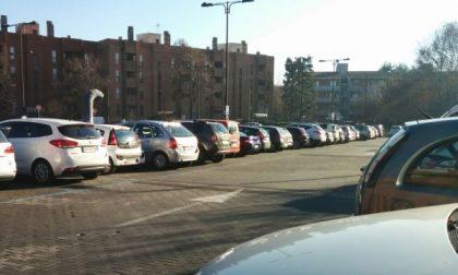 Vimercate: riaperto il parcheggio di piazza Marconi
