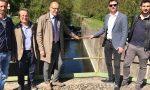 Il vicepresidente del Consiglio regionale Cecchetti in visita a Cornate (VIDEO)