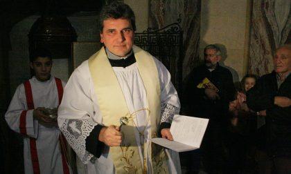 Bernareggio, gli auguri di Pasqua di don Luca