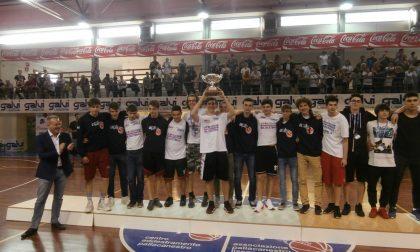 Torneo Internazionale Juniores Lissone: Reyer Venezia vince la 25esima edizione