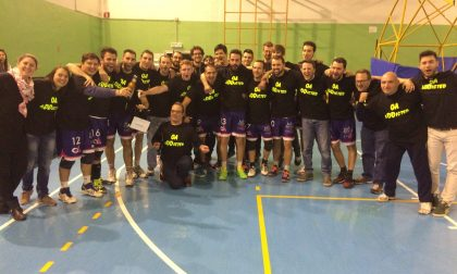 Il volley Omate vola in serie D