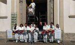 Studenti restauratori del Terragni a Cesano Maderno