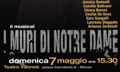 """Unitalsi Monza presenta """"I muri di Notre Dame"""""""
