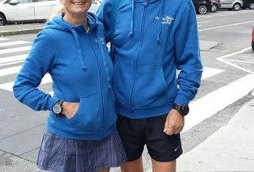 Roberto e Lorena, 100 maratone in giro per il mondo