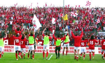 """Il """"Monza Calcio"""" in visita a Progetto SLAncio"""