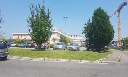 Verano, malore nel parcheggio del Policlinico