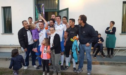 """Il Gso Lesmo vince il memorial """"Vittorio Colombo"""""""