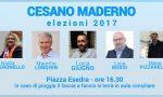 Elezioni a Cesano: primo faccia a faccia tra i candidati sindaco DIRETTA
