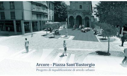 ARCORE, il consigliere Zucchi ridisegna piazza della Chiesa