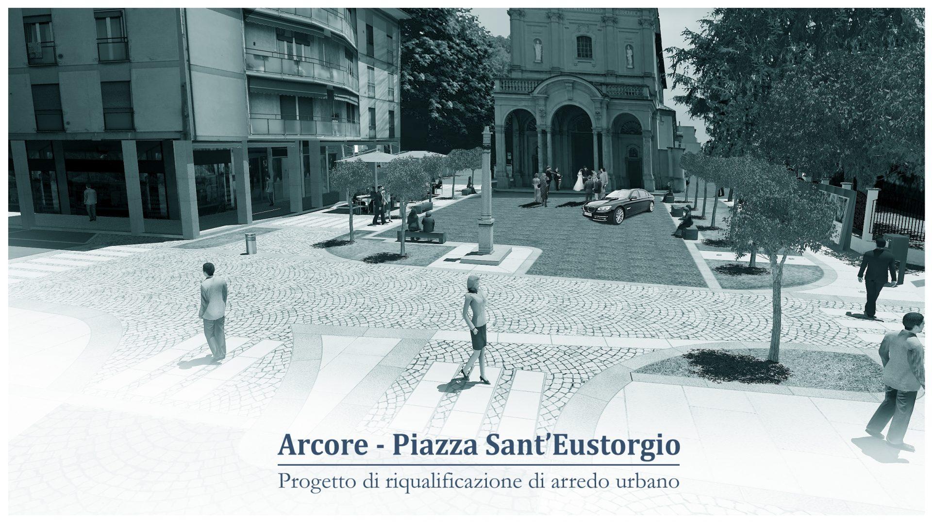 Arcore il consigliere zucchi ridisegna piazza della - La cucina di via zucchi monza ...