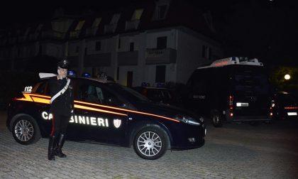 A Varedo arrestati spacciatore e ladro acrobata