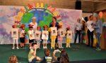 Festa negli asili con diploma per i remigini