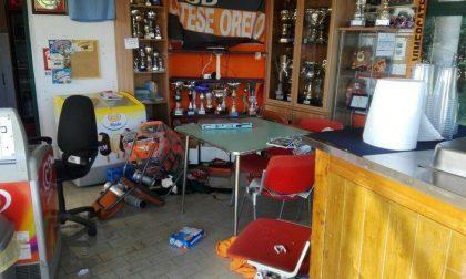 Raid al bar della Vimercatese Oreno: danni per migliaia di euro