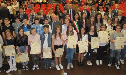 Seregno: quaranta studenti premiati dai Maestri del lavoro