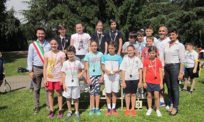 Alla Porada i giochi seregnesi di tennis