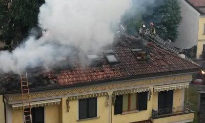Seregno: due famiglie senza casa dopo l'incendio
