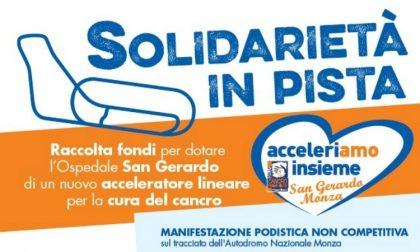 Solidarietà in pista il 27 maggio a Monza ecco come partecipare
