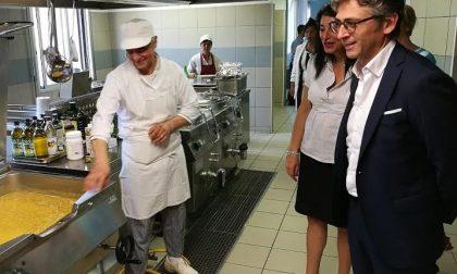 Seregno: il sindaco a mensa nella settimana della celiachia