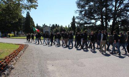 """Commemorazione al cimitero di Monza: """"Lealtà e Azione"""" dribbla Anpi e antifascisti"""