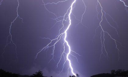 Brianza: rischio forti temporali tra oggi e domani