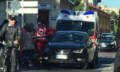 Monza, due donne investite in via Marsala