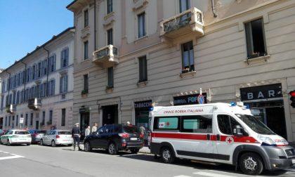 Monza, investito un ciclista 24enne in via Appiani