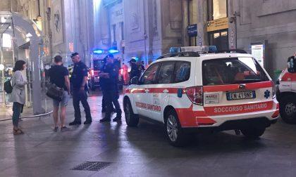 Emergenza in stazione centrale a Milano: straniero accoltella militare e poliziotto