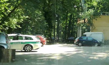 Ciclista investito nel Parco: è grave