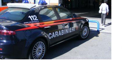 Scappa dai Carabinieri, arrestato dopo l'inseguimento in Valassina