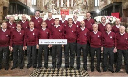 Vimercate: il Coro Popolare compie 45 anni