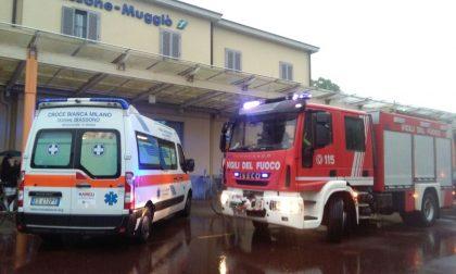 Grave incidente alla stazione di Lissone, un morto