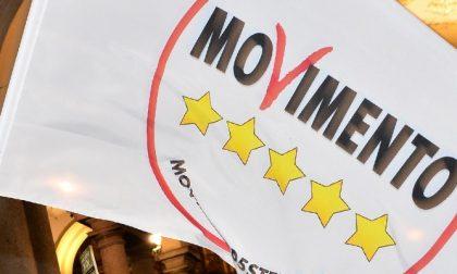 """Candidato sindaco """"M5S"""" di Sesto in piazza con Di Battista"""