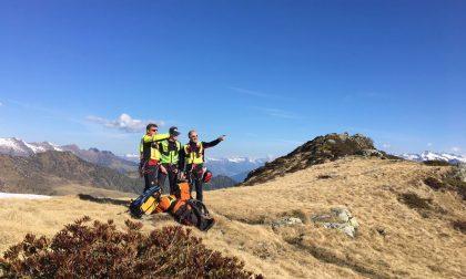 Passo San Marco: recuperato senza vita il corpo di un noto escursionista 48enne