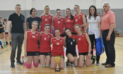 Volley, Coppa Regular Level: trionfano Cavenago e Magenta