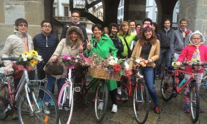Biciclette floreali alla scoperta di Monza