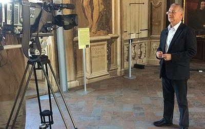 """Palazzo Arese Borromeo protagonista su RaiTre a """"Bellitalia"""""""
