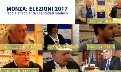 DIRETTA: Monza al voto, faccia a faccia fra i candidati