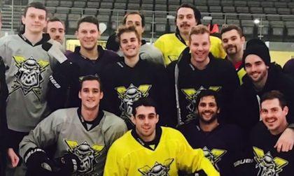 """""""Pronto sono Justin Bieber, posso giocare a hockey?"""""""