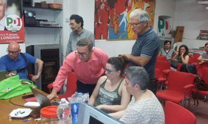 Elezioni a Cesano: Longhin in netto vantaggio su Bosio