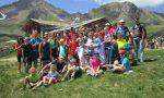 Cai Desio, baby escursionisti in gita in Val D'Aosta