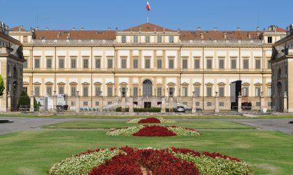 Monza, celebrazioni per il 240° compleanno della Villa Reale