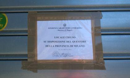 Pericolo sicurezza, i Carabinieri chiudono due bar a Solaro e Muggiò