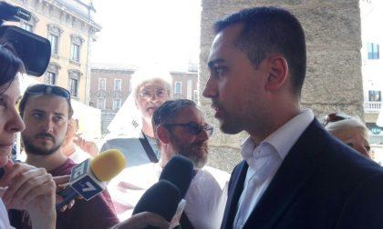 Di Maio a Monza per una campagna elettorale a 5 Stelle