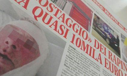 Tragica rapina in villa a Lissone, madre e figlio massacrati