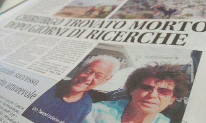 Escursione fatale in Sardegna, chirurgo monzese trovato senza vita