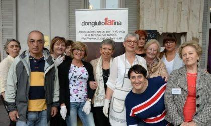 Lotta contro il cancro: festa benefica con l'associazione don Giulio Farina
