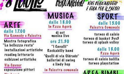 """Bernareggio: l'8 luglio arriva l'""""Arte estate festival"""""""