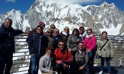 Triuggio, il coro Sant'Ambrogio a oltre 3mila metri