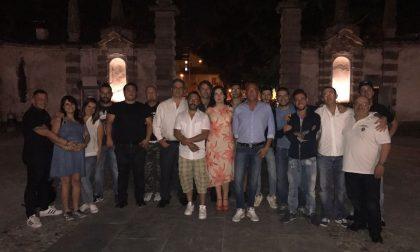 Forza Nuova a Cesano chiude la campagna elettorale con il segretario nazionale Fiore