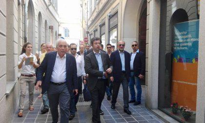 Monza Elezioni: il Ministro Orlando in città per sostenere Scanagatti